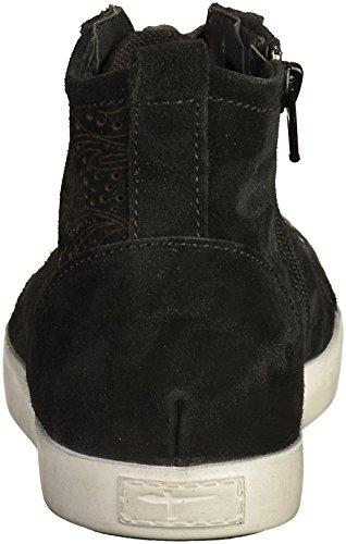 Tamaris 1-25214-28 femmes Baskets Noir