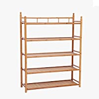 AJZGF Multi-layer simple shoe, home storage shelves, multi-function racks, shoe racks. - Shelf shoes (Size : 50cm)