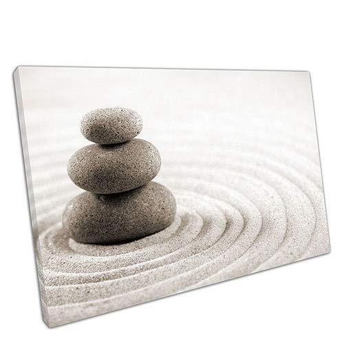 Leinwandbild Sand Stone