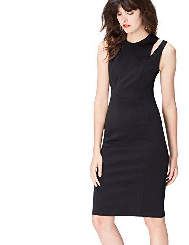 finest selection 233c9 c4d4e find. 13641 vestito da sera donna, Nero (Black), 40 (Taglia Produttore:  X-Small)