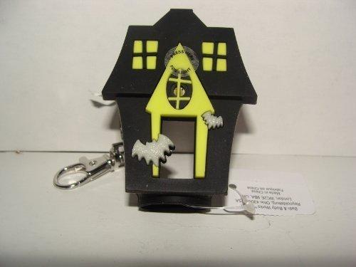 Bath & Body Works Haunted House Light up Pocketbac Holder Keychain by Bath & Body Works - Holder Keychain