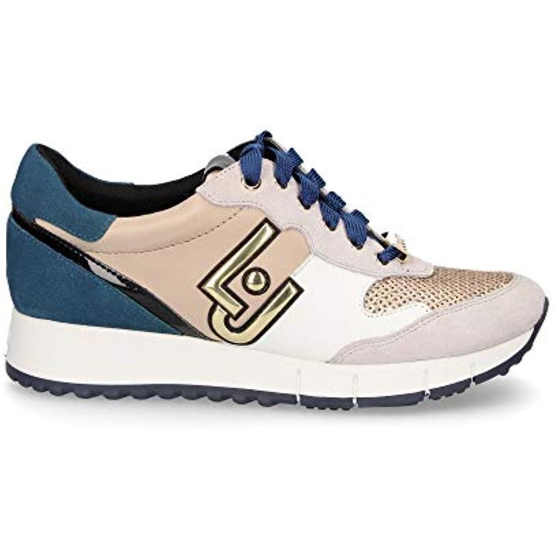 Sneaker Gigi Donna Liu-Jo B68023 PX004 Gigi Sneaker 02 White/Ocean Parent 5d0eef