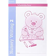 Nursery Writing Book 2: Early Years Foundation Stage, Ages 3-5