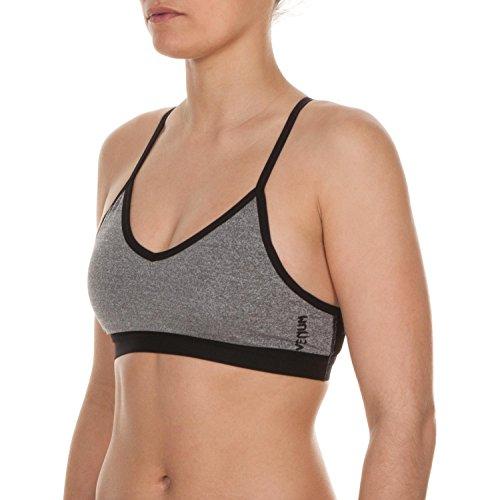 Venum Damen Sport-bh Essential Grau