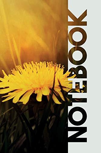 Notebook: Dandelion Tea Pretty Composition Book for Landscape Gardeners