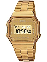 cfd64294c427 Amazon.es  Dorado - Casio  Relojes