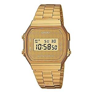 Casio Reloj Unisex Collection A168WG
