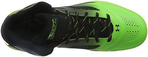 Under Armour Clutchfit Drive 2, colore: nero, Scarpe da Basket uomo (nero)