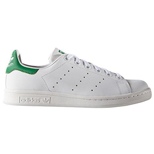 online store 4fa3c 37769 Adidas Originals Stan Smith. Gymnastique Blanche Des Femmes, Chaussures De  Basket-ball,