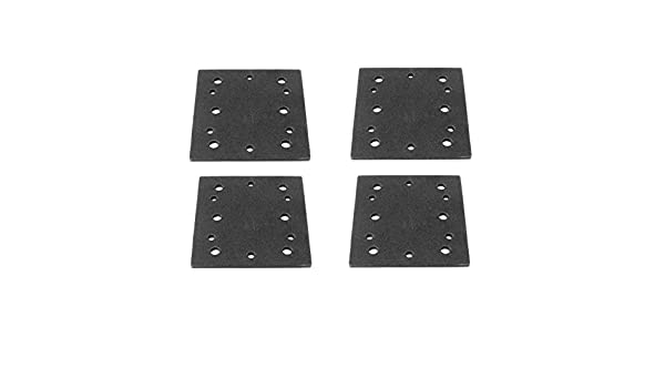 Ryobi S652DK 1//4 Sheet Double Insulated Sander 4 Pack Replacement Pad Assembly # 039066005023-4pk