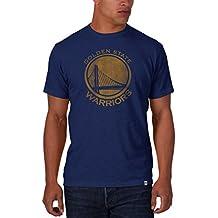 '47 Brand NBA GOLDEN STATE WARRIORS Scrum T-Shirt, Größe:XL