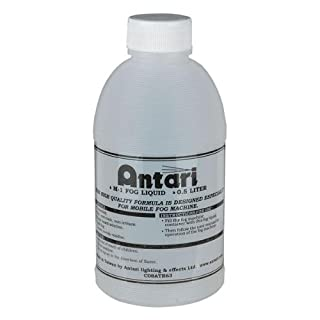 Antari M-1 Mobile fogger Fluid Nebelflüssigkeit 500cc