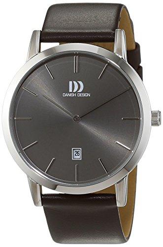 Danish Design Men's Quartz Watch 3314498 with Leather Strap