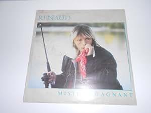 RENAUD lot de 4 vinyles 33T
