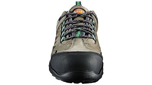 Dickies , Chaussures de sécurité pour homme gris Gris 6 UK grau