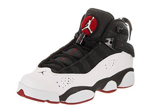 Jordan 6 Rings Big Kids Style: 323419-014 Size: 4 Y US