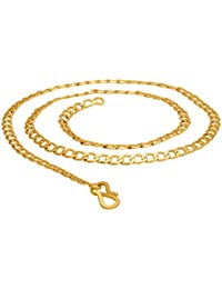 Voylla Gold Plated Chain for Men (8907617498454)