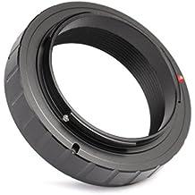 K&F Concept® M39-FX Objektivadapter,Adapter Fuji FX,Objektiv Adapterring für Leica 28mm/90mm M39 Mount Objektiv auf Fujifilm X-Mount Bajonett Systemkamera(Fuji Finepix X-T1,X-E2,X-E1,X-A1,X-M1,X-Pro1)
