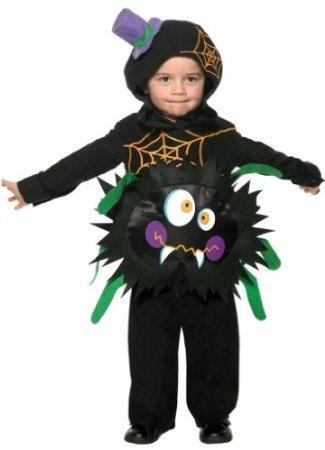 SMIFFY 'S BABY BOY 'S Crazy Spider Kostüm gildenwams mit Kapuze