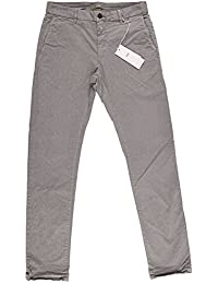Closed Herren Clifton Slim Streched Pima Chino