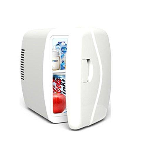 Auto Kühlschrank 5L Kühlschränke Mini Kühlschränke Auto Kühlschrank Auto Dual-Use Kleine Box Auto-Single-Door-Dual-Use,B-5L (Single-door Box)