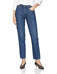 G-STAR RAW Damen Straight Jeans 3301 High Straight 90's Ankle