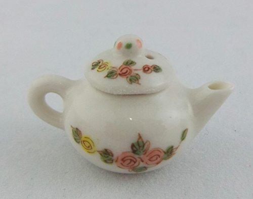 accessori-per-cucina-sala-da-pranzo-casa-delle-bambole-accessorio-ceramica-teiera-flora