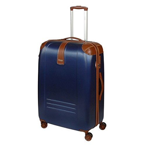 Reisekoffer Dielle 155 Koffer 77x55x29 cm (blau) Blau