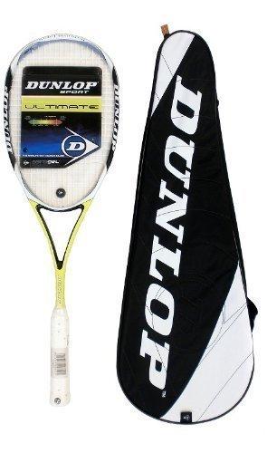 Dunlop - Racchetta da squash Ultimate in aerogel