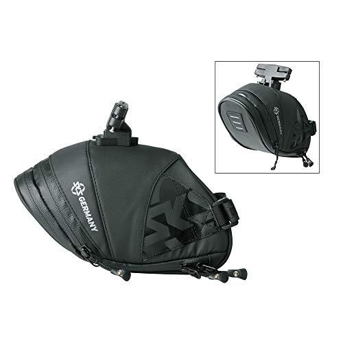 SKS Satteltasche Explorer Click 1800 schwarz, 180+40x80x130+10mm 211g 1,8L (1 Stück)