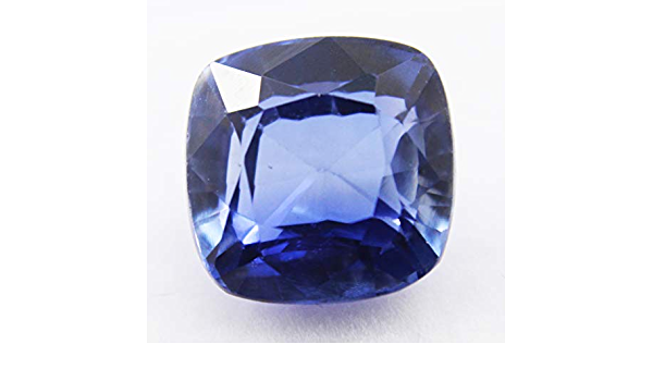 Details about  /Beautiful 8.90 Ct Natural Cushion Bright Blue Kashmir Sapphire Loose Gemstone