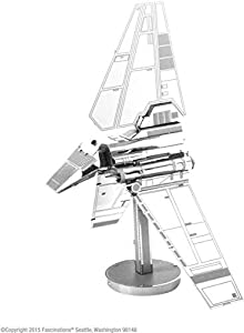 JUGUETRÓNICA- Star Wars Maqueta lanzadera Imperial (MMS259C2)