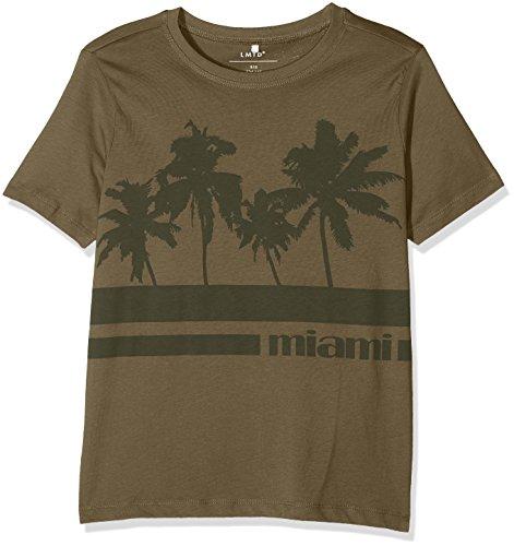 NAME IT Jungen T-Shirt Nitvictornur Ss Reg Top M Lmtd