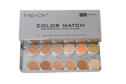 Me-On Color Match Foundation