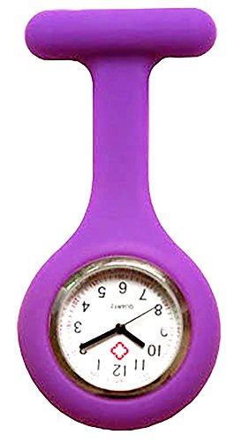 montre-pour-infirmiere-violet-pratique-hygienique-et-resistant-chaque-infirmiere-de-flexible-ami-ide