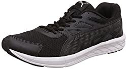 Puma Mens Driver Idp Puma Black and Asphalt Running Shoes - 9 UK/India (43 EU)