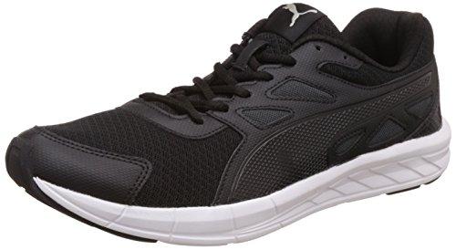 Puma Mens Driver Idp Puma Black and Asphalt Running Shoes - 9 UK/India (43 EU)