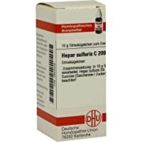 HEPAR SULF C200 10g Globuli PZN:2924429 preisvergleich bei billige-tabletten.eu
