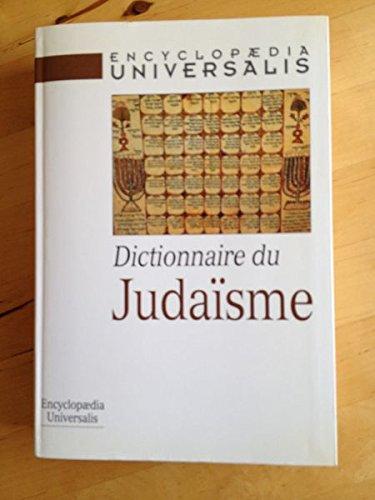 Dictionnaire du judaïsme