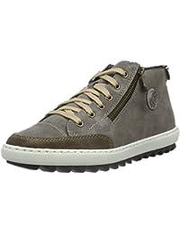 Rieker Damen M8441 Hohe Sneakers