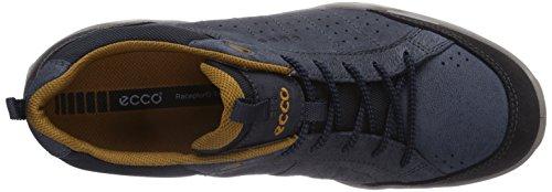 Ecco Sierra Ii, Chaussures De Sport Bleues Pour Hommes (blau (moonless / Marine / Tabac Séché59947))