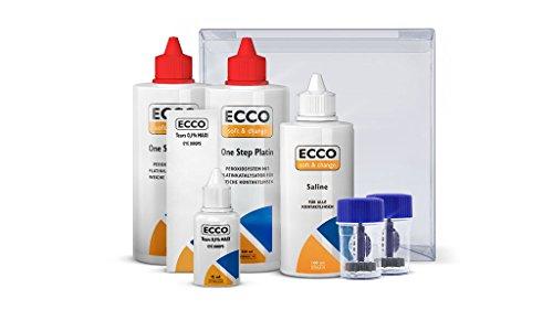 ECCO soft & change One Step Platin H²O² Paket