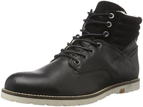 bianco-warm-cas-boot-son16-botines-para-hombre-negro-43-eu