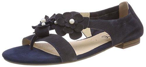 Caprice 9-24501-20 Ballerines Femme, Schuhgröße_1:38.5 EU;Farbe:Bleu