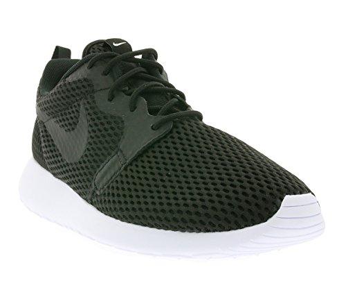 Nike Roshe One Hyp Br, Scarpe da Corsa Uomo Nero (Black/Black/White)