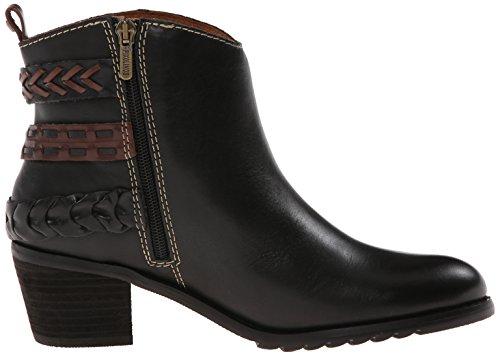 Pikolinos Andorra, Boots femme Noir (Black)