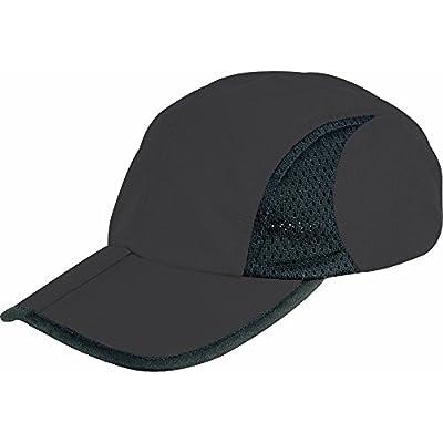 Highlander Mens Light Reflective Adjustable Trekker Cap With Pouch