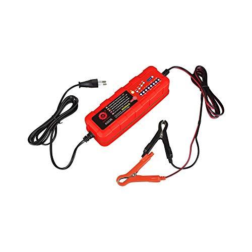 Caricabatteria Professionale Dm5036 Ottimizzato Per Tutti I Tipi Di Batterie, 6v / 12v, 3600ma - 3.6a