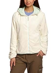 Lafuma Women's LD Avio Reversible Full Zip Fleece Jacket - Powder, X-Large