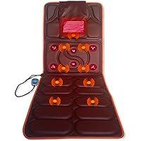 Multifunktion Sitz Massage Pad, Einstellbare Temperatur Elektrisch Vibrierend Faltbar Polster Pad Mit Hitze, Wahrheit... preisvergleich bei billige-tabletten.eu